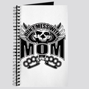 Don't mess with mom Journal