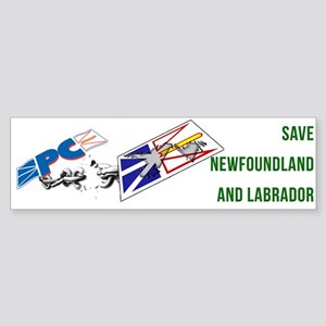 Save NL Bumper Sticker
