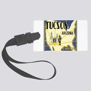 Tucson Arizona Luggage Tag