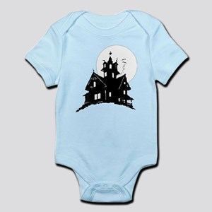 haunted house Body Suit
