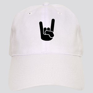Rock Metal Hand Cap