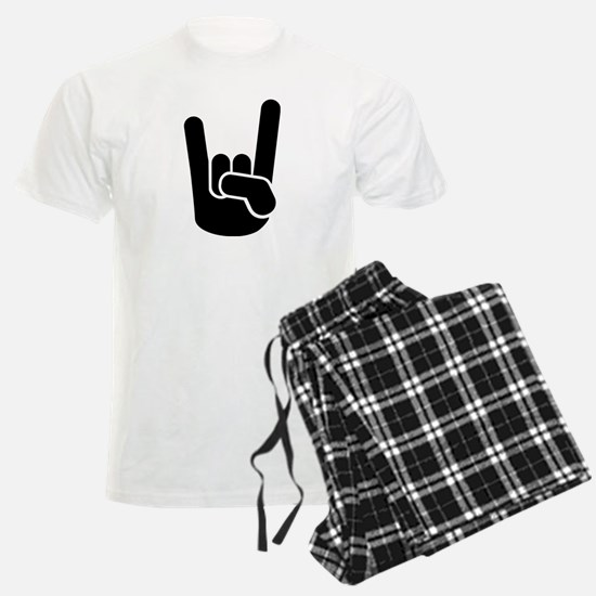 Rock Metal Hand Pajamas