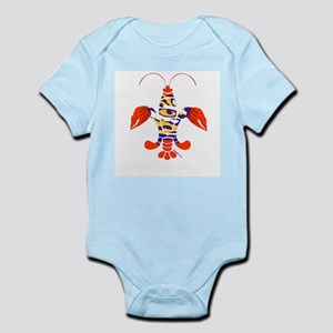 LSU Crawfish Body Suit