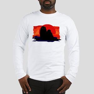 Maltese Long Sleeve T-Shirt
