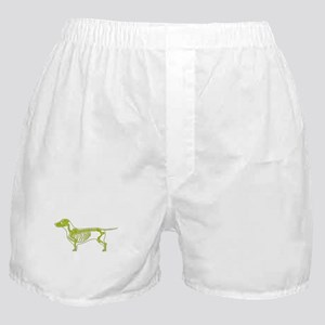 Dachshund X-Ray Boxer Shorts