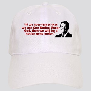 Ronald Reagan Quotes Cap