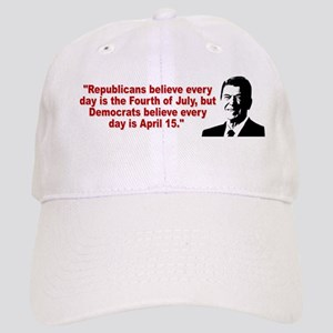 Ronald Reagan Quotes Cap