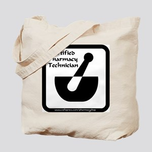 Certified Pharmacy Tech Tote Bag