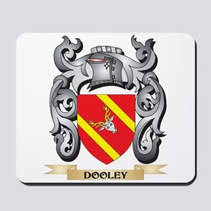 Dooley Coat of Arms - Family Crest Mousepad