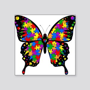 Autism Butterfly Sticker