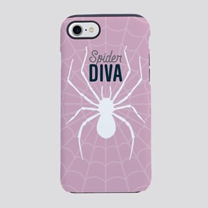 Spider Diva iPhone 7 Tough Case