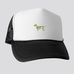 Dachshund X-Ray Trucker Hat