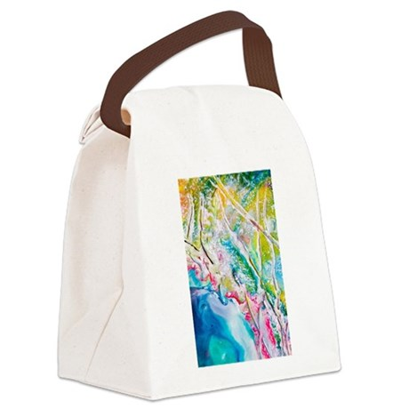 ! Canvas Lunch Bag
