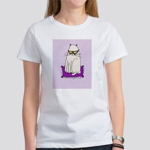 Morrissey the Cat with glasses T-Shirt