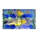 Nature Reflections I 3'x5' Area Rug