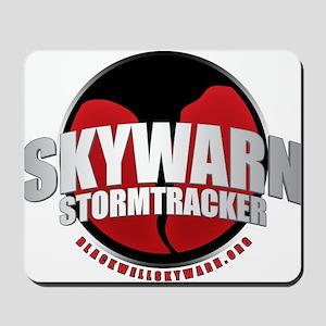 Skywarn Storm Tracker Mousepad