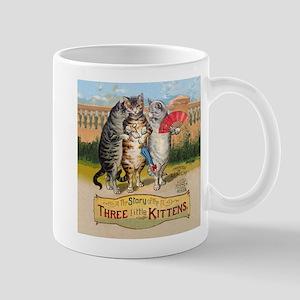 The Three Little Kittens Mug