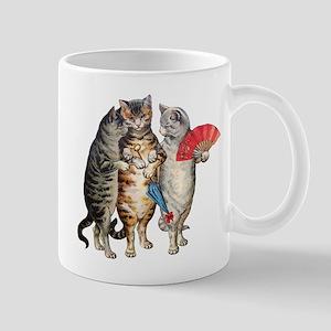 Three Little Kittens Lost Their Mittens Mug