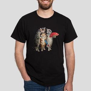 Three Little Kittens Lost Their Mittens T-Shirt