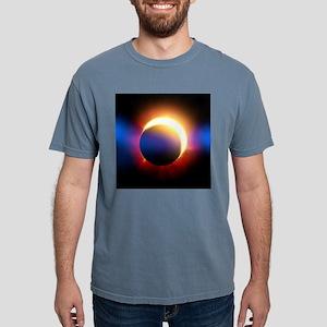 Solar Eclipse Mens Comfort Colors Shirt
