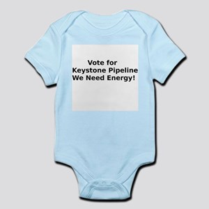 Vote for Keystone Pipeline We Need Energy Body Sui