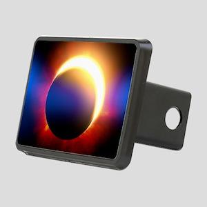Solar Eclipse Rectangular Hitch Cover