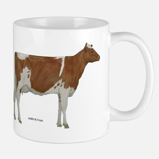 Guernsey Milk Cow Mug