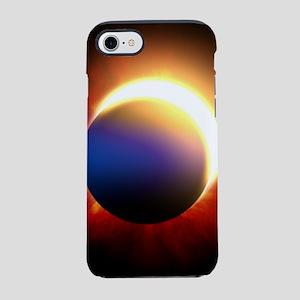 Solar Eclipse iPhone 7 Tough Case