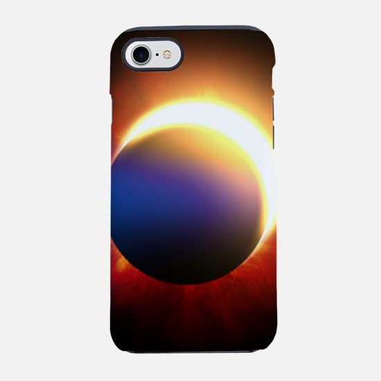 Solar Eclipse iPhone 7 Tough Case