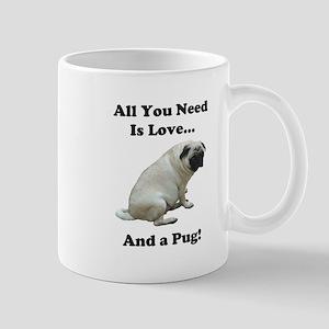 All You Need Is Love and a Pug Mug