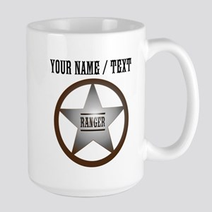 Custom Ranger Badge Mug