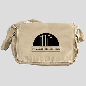 Shelf Inflicted Messenger Bag