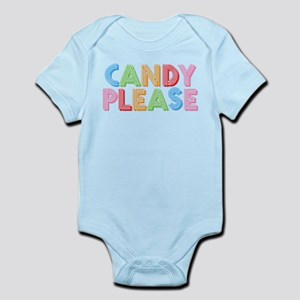 Candy Please I Love Candy Infant Bodysuit