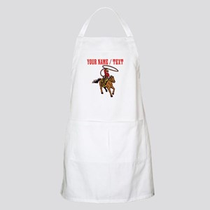 Custom Cowboy With Lasso Apron