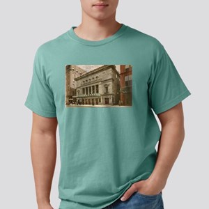 Illinois Theatre Chicago Mens Comfort Colors Shirt