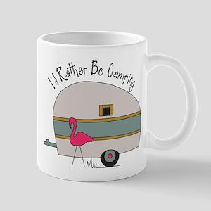 Id Rather Be Camping Mug