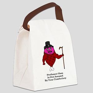 Professor Ham (Tomfoolery) Canvas Lunch Bag