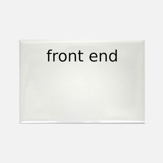 Front End Rectangle Magnet