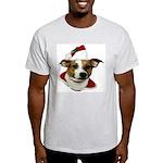 JRT Christmas Santa Light T-Shirt
