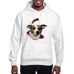 JRT Christmas Santa Hooded Sweatshirt