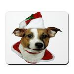 JRT Christmas Santa Mousepad