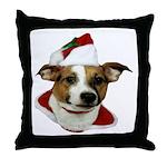 JRT Christmas Santa Throw Pillow