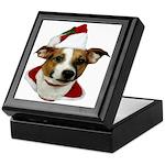 JRT Christmas Santa Keepsake Box