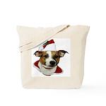 JRT Christmas Santa Tote Bag