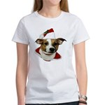 JRT Christmas Santa Women's T-Shirt