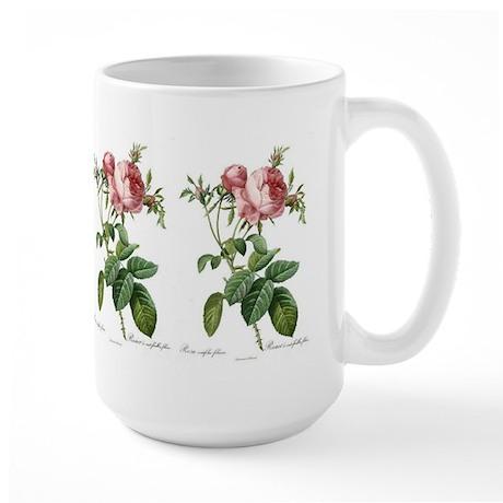 Rose Large Mug Mugs