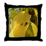 Bugs Do It Throw Pillow