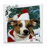 Santa Jack Tile Coaster