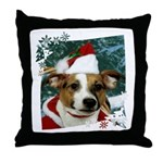 Santa Jack Throw Pillow