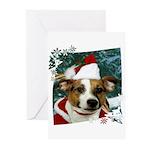 Santa Jack Greeting Cards (Pk of 10)